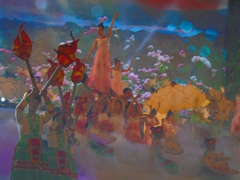 Khai mạc lễ hội hoa tam giác mạch năm 2016 - ảnh 8