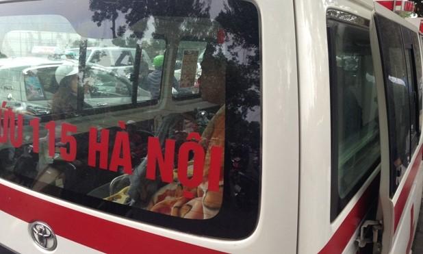 Người đàn ông nhảy hồ Thiền Quang khi chờ xe... cấp cứu - ảnh 2