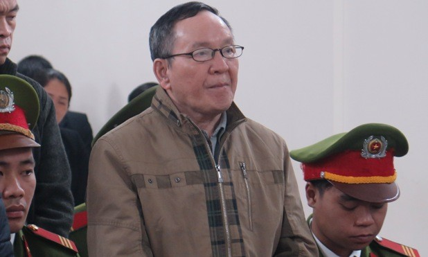 Đại án tham nhũng Vinashinlines: Bố con Giang Kim Đạt kêu oan - ảnh 3