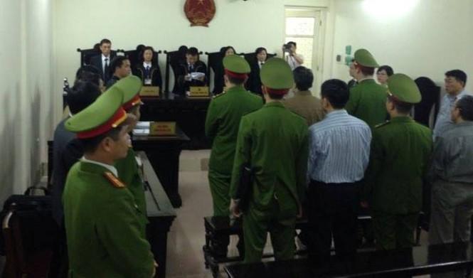 Đại án Vinashinlines: Giang Kim Đạt nhận án tử hình - ảnh 1