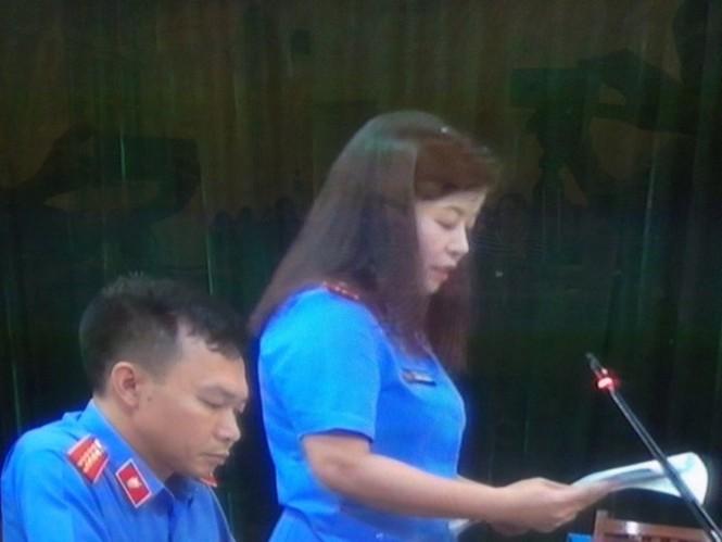 Đề nghị tử hình Nguyễn Xuân Sơn, tù chung thân Hà Văn Thắm - ảnh 1