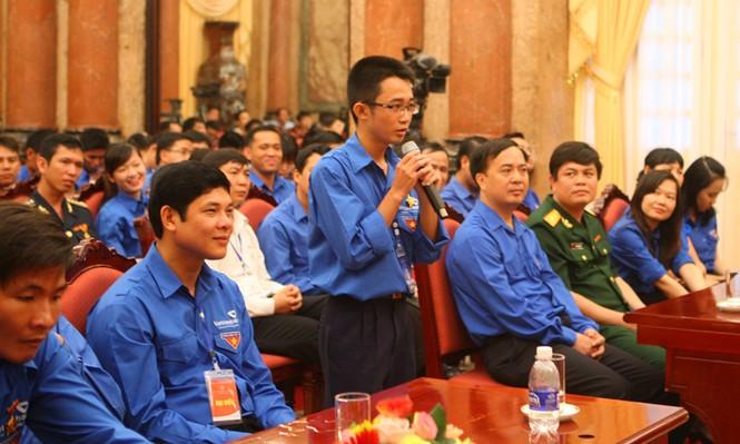 Chủ tịch nước: Thanh niên cần tự giác học tập tấm gương Bác Hồ - ảnh 8