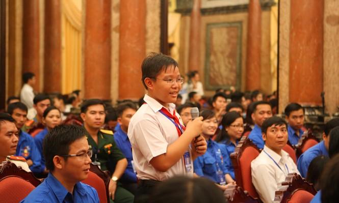 Chủ tịch nước: Thanh niên cần tự giác học tập tấm gương Bác Hồ - ảnh 2