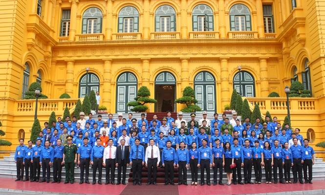 Chủ tịch nước: Thanh niên cần tự giác học tập tấm gương Bác Hồ - ảnh 11