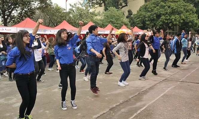 Hơn 2.000 sinh viên chung tay xóa bỏ định kiến giới - ảnh 12