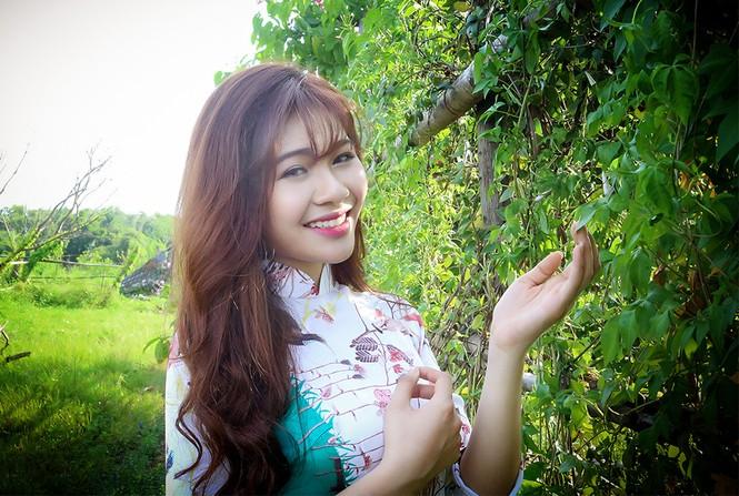 Cận cảnh nhan sắc Hoa khôi Sinh viên Hà Nội 2016 - ảnh 6
