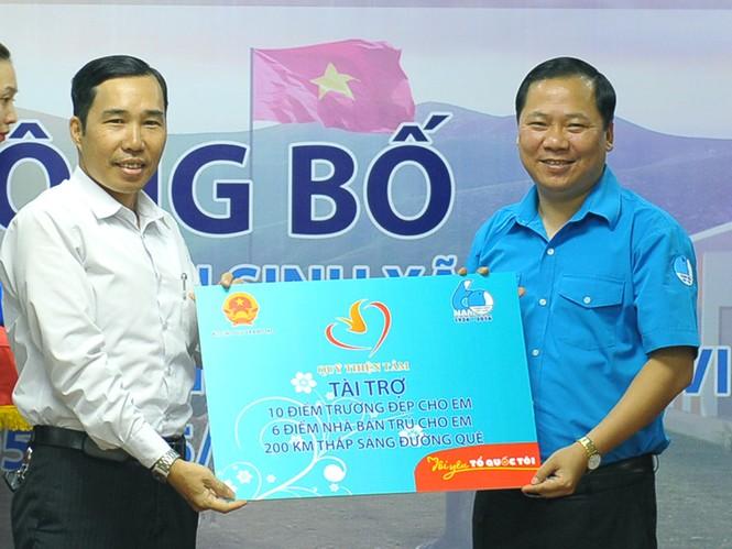 Hội Thanh niên Việt Nam công bố chương trình an sinh xã hội - ảnh 2