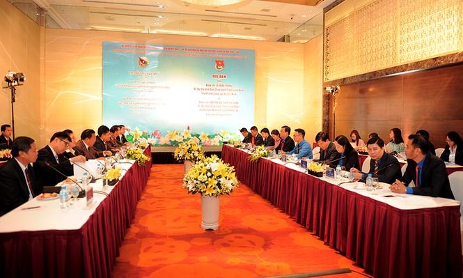 Tăng cường hoạt động hợp tác hữu nghị thanh niên Việt Nam - Lào - ảnh 1