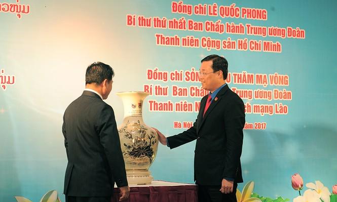 Tăng cường hoạt động hợp tác hữu nghị thanh niên Việt Nam - Lào - ảnh 2