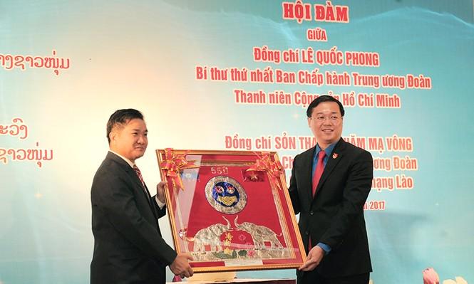 Tăng cường hoạt động hợp tác hữu nghị thanh niên Việt Nam - Lào - ảnh 3