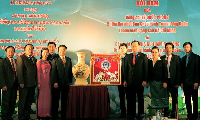 Tăng cường hoạt động hợp tác hữu nghị thanh niên Việt Nam - Lào - ảnh 4